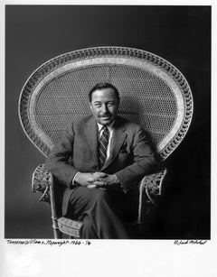Tennessee Williams B&W Limited Estate Edition Jack Mitchell Photograph