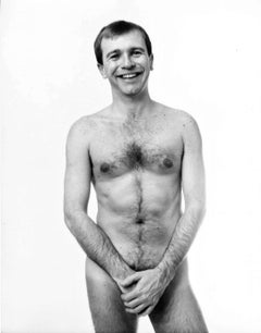 Tony award-winning playwright Terrence McNally photographed nude for After Dark