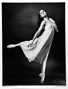Victoria Tennant, National Ballet of Canada Ballerina, signed by Jack Mitchell