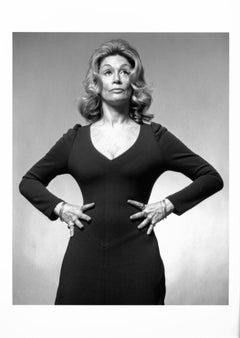 Warhol Superstar and 'Midnight Cowboy' actress Sylvia Miles