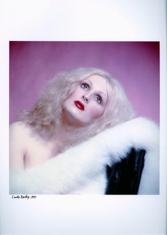"""Warhol Superstar Candy Darling in """"Vain Victory"""""""
