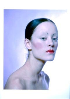 Warhol Superstar Jane Forth photographed for Vogue magazine
