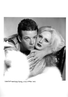 """Warhol Superstars Jackie Curtis and Candy Darling in """"Vain Victory"""""""