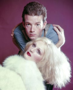 Warhol Superstars Jackie Curtis & Candy Darling 'Vain Victory', Color 17 x 22""