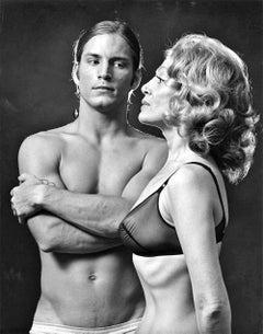 """Warhol Superstars Sylvia Miles, Joe Dallesandro stars of """"Heat"""""""