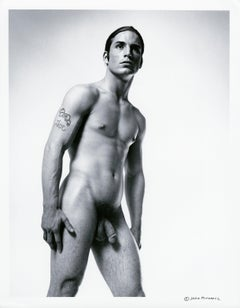 Warhol 'Trash' Superstar Joe Dallesandro nude for After Dark