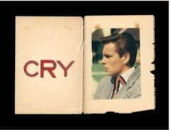 Jack Pierson Cry! from the series Twilight!, 2011 Framed