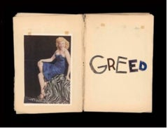 Jack Pierson Greed! from the series Twilight!, 2011 Framed