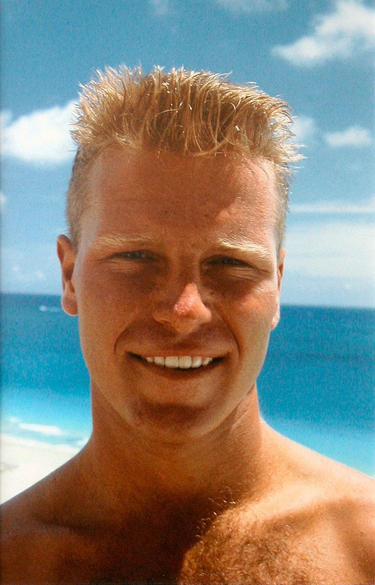Eric in Miami, '89