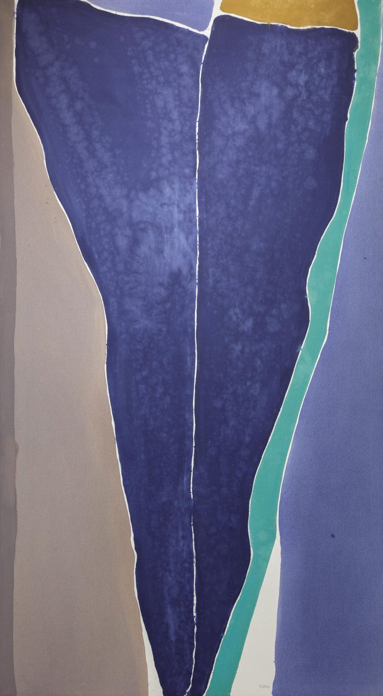 Jack Roth Abstract Painting - Thesis VIII