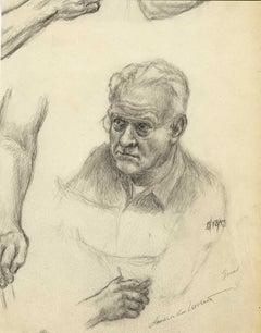 Jackson Lee Nesbitt / Self Portrait