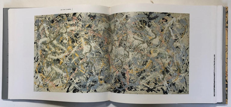 Modern Jackson Pollock First Edition, 1989 For Sale