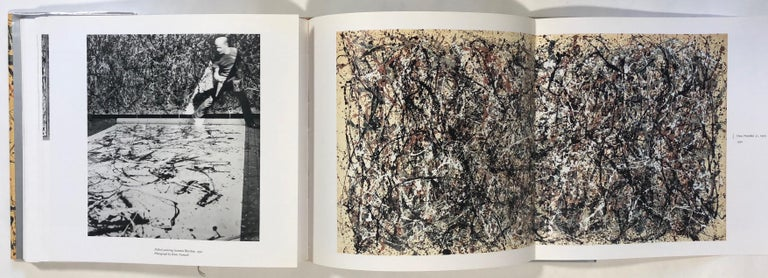 American Jackson Pollock First Edition, 1989 For Sale