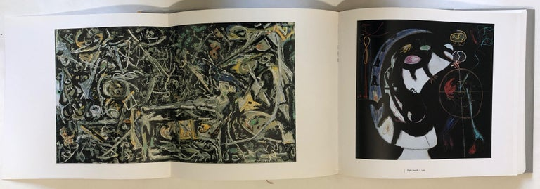Paper Jackson Pollock First Edition, 1989 For Sale