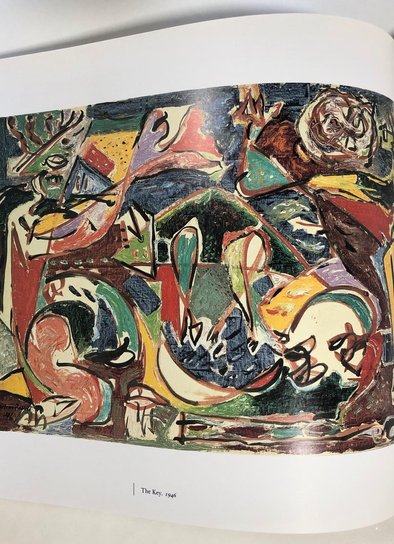 Jackson Pollock First Edition, 1989 For Sale 1