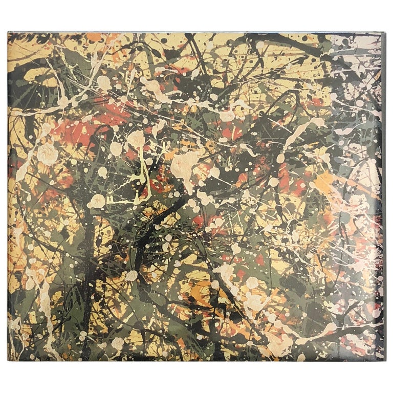 Jackson Pollock First Edition, 1989 For Sale