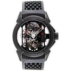 Jacob & Co. EPIC X Black Titanium Watch