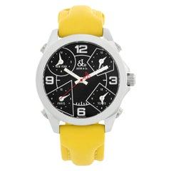 Jacob & Co. Five 5-Time Zone JCM-29 Men's Watch
