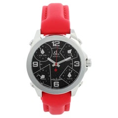 Jacob & Co. Five 5 Time Zone Men's Watch Ref. JCM-29