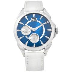 Jacob & Co. Palatial Classic Big Date Hand-Wind Men's Watch PC400.10.NS.NF.A