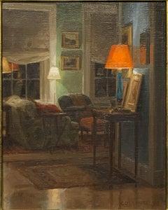 Evening Interior