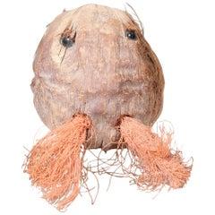Jacob Hermann Coconut Sculpture