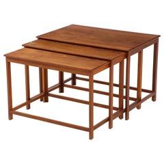 Jacob Kjaer Nest of Tables