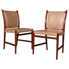 Jacob Kjær, Pair of A-49 Chairs