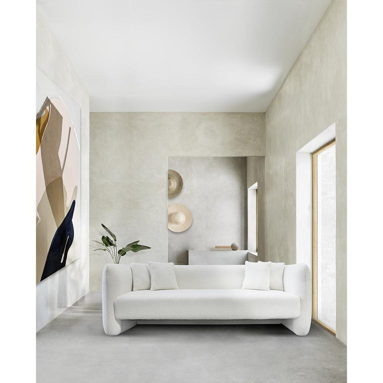 Jacob Sofa by Collector In New Condition For Sale In Geneve, CH