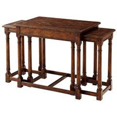 Jacobean Nest of Tables