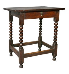 Jacobean Oak Tavern Table