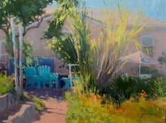 """""""Laguna Charmer"""" Laguna Beach California Plein Air Painting"""