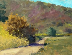 """Spring Colors"" Laguna Beach California Landscape Plein Air Painting"