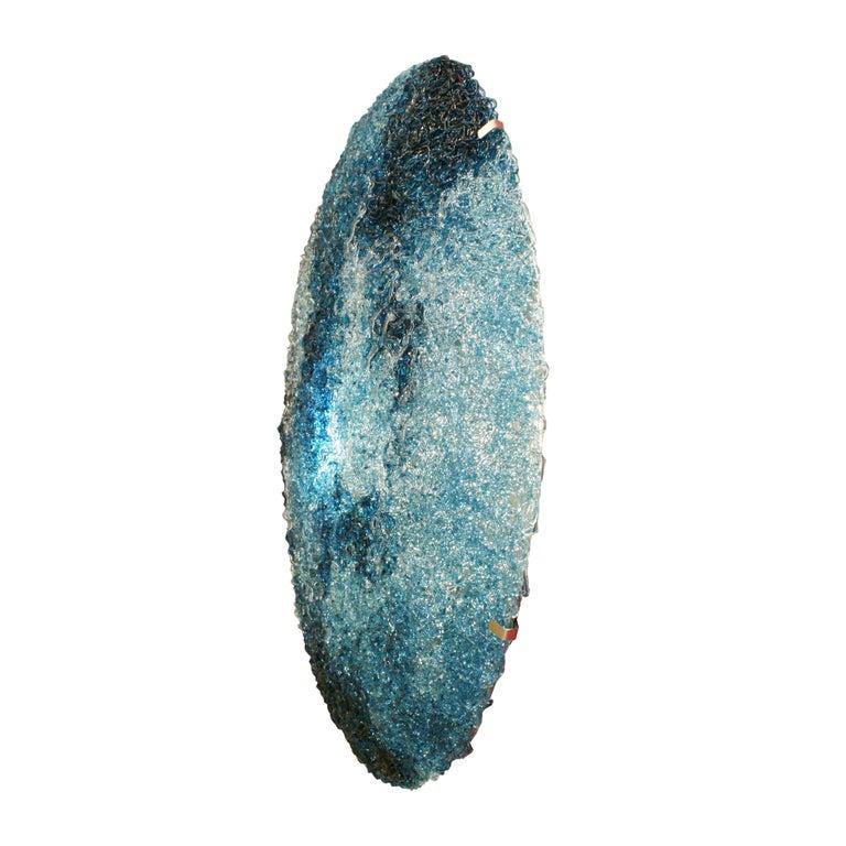 Circular wall lamp model