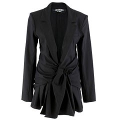 Jacquemus La Bomba Blazer Dress US 8