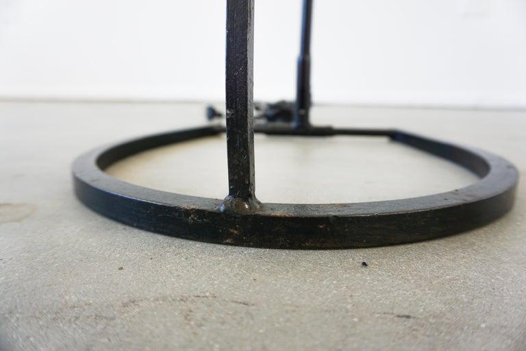 Jacques Adnet Adjustable Floor Lamp For Sale 6