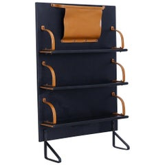 Jacques Adnet Bookcase