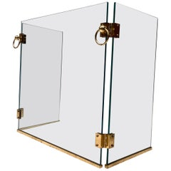 Jacques Adnet Fire Screen, 1940s