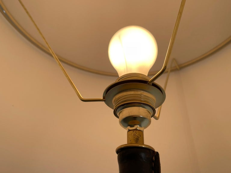 Jacques Adnet Floor Lamp For Sale 3