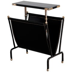 Jacques Adnet Magazine Table
