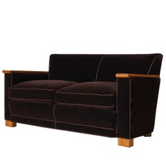 Jacques Adnet Sofa