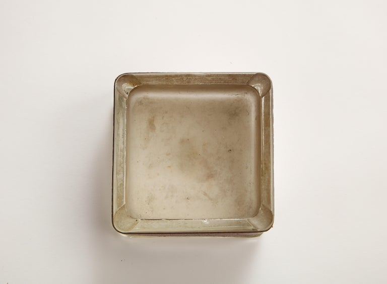 Jacques Adnet Style Ashtray For Sale 3