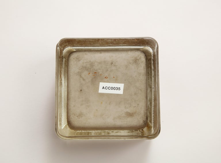Jacques Adnet Style Ashtray For Sale 4