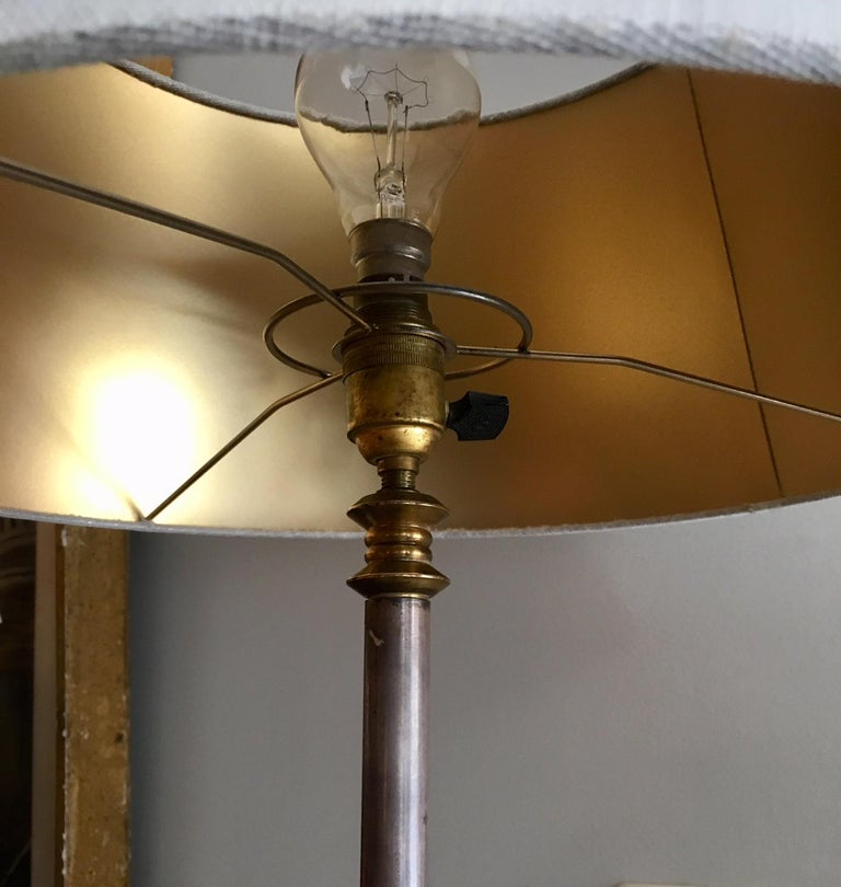 Jacques Adnet Style Floor Lamp For Sale 1