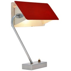 Jacques Biny 238 table lamp Luminalite France, 1958