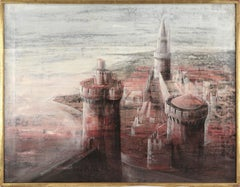 """La Rochelle"" - Modernist Landscape"