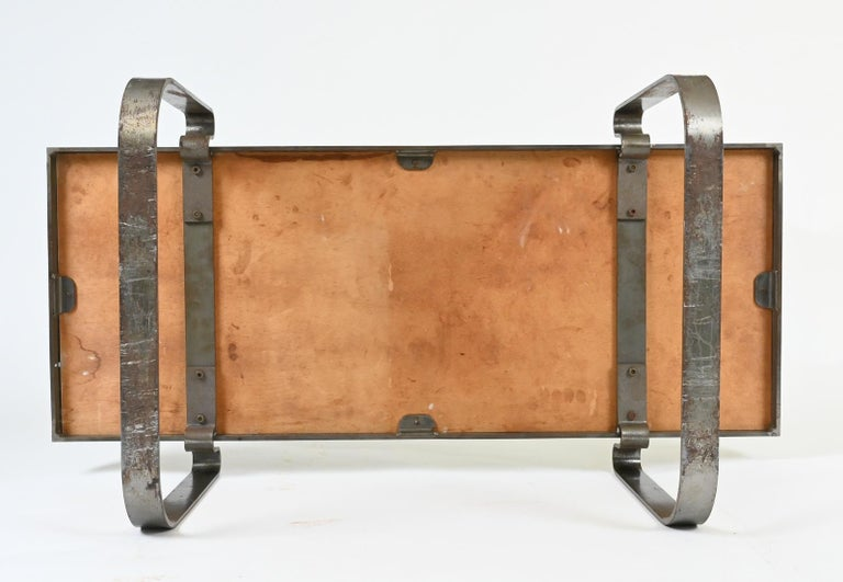 Jacques Blin Ceramic Low Table For Sale 4