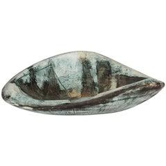 Jacques Blin, Shallow Ceramic Dish, France