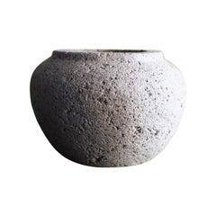 Jacques Bowl, Porous Stone Bowl