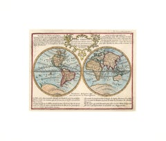 1729 French World Map showing California as an Island